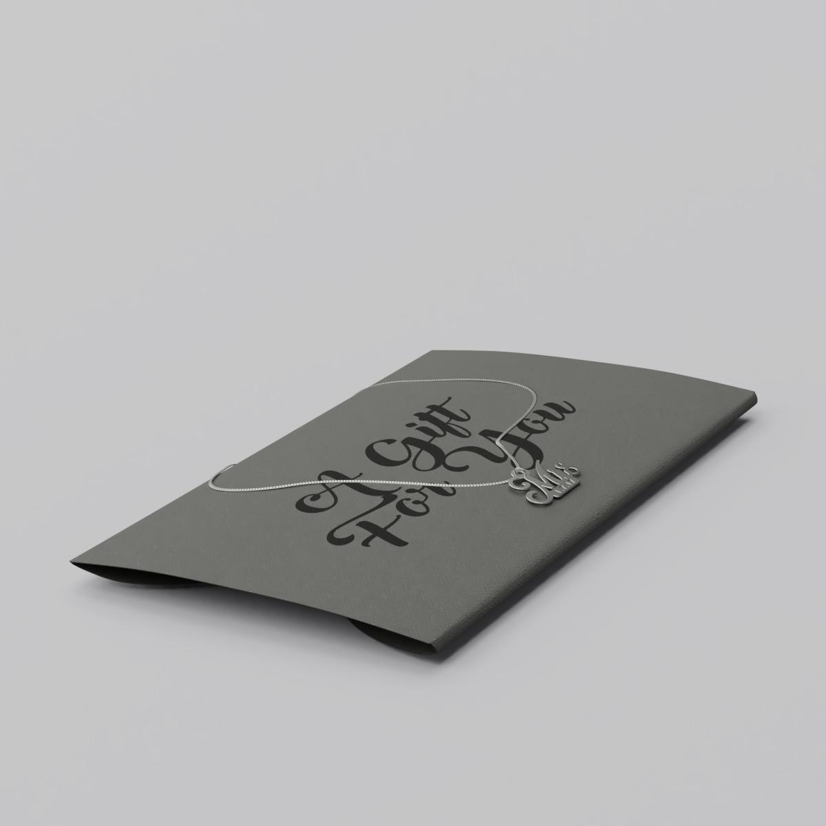 Pendant packaging