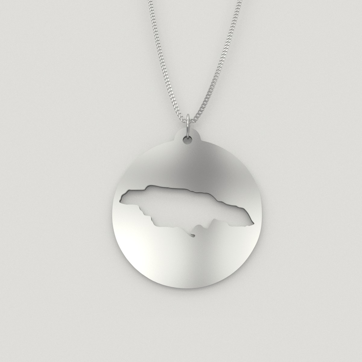 Pendant top view