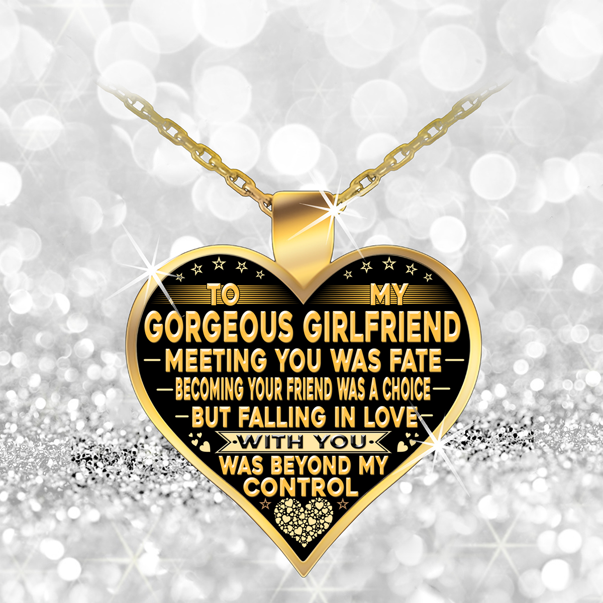 girlfriend asset necklace my grindstyle collections transformation to