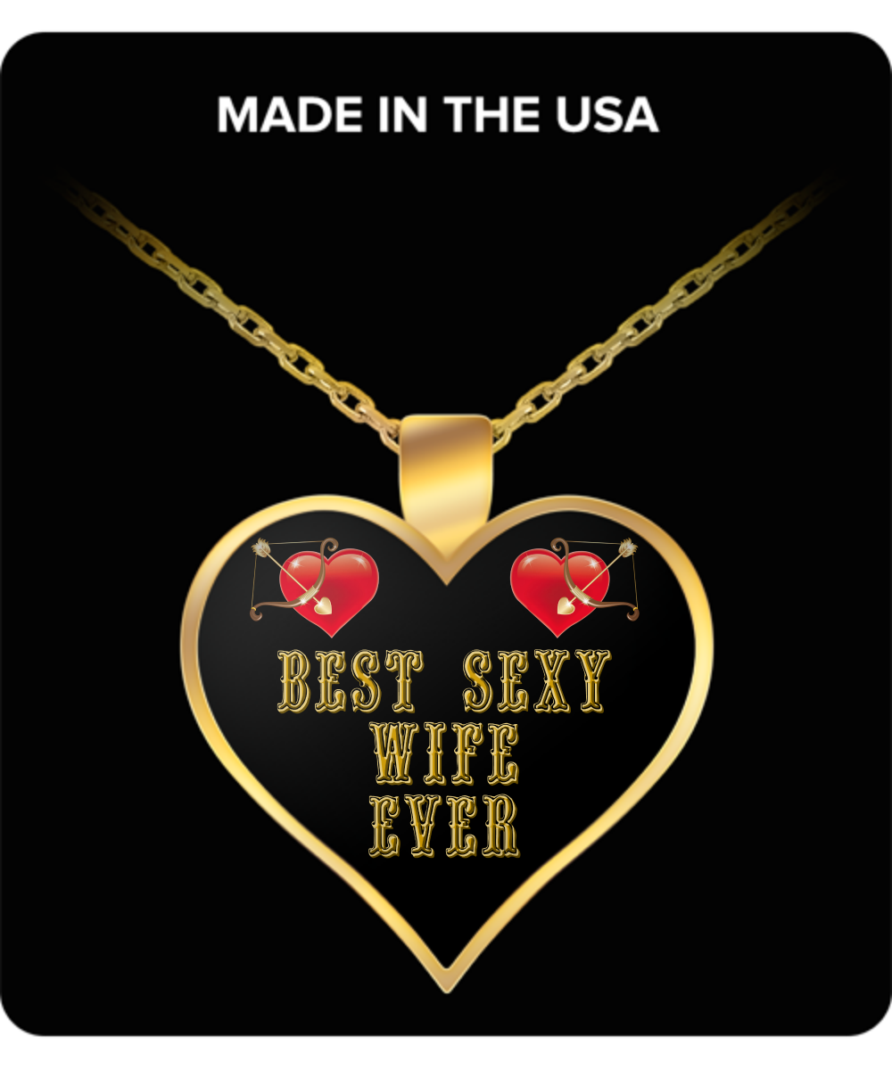 sexy gifts for wife wifey valentines day birthday surprise wedding anniversary romantic women her christmas 22 inch necklace chain