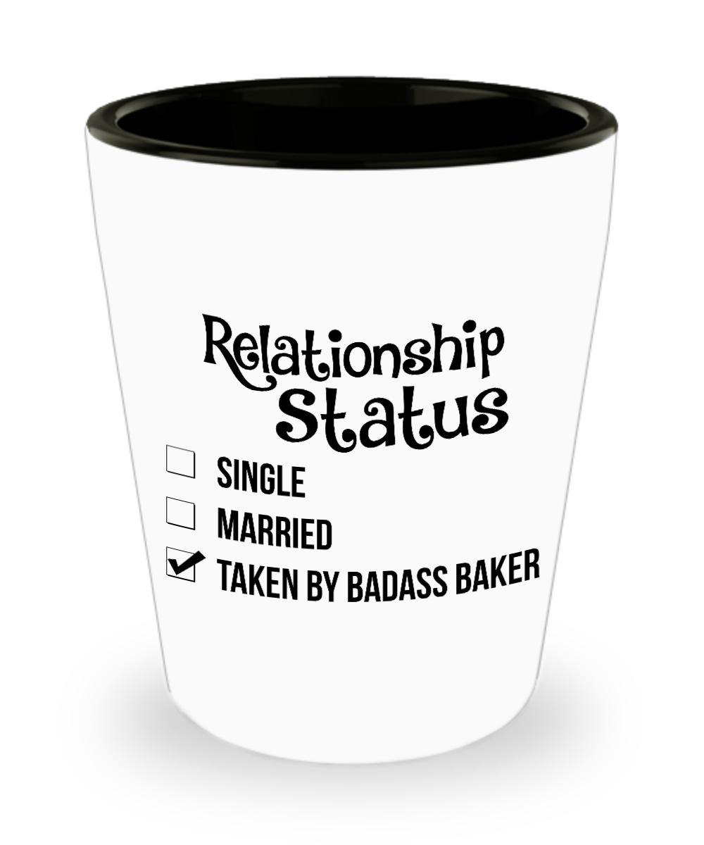 22176b073 Best Shot Glass Coffee Mug-Baker Gifts Ideas for Men and Women ...