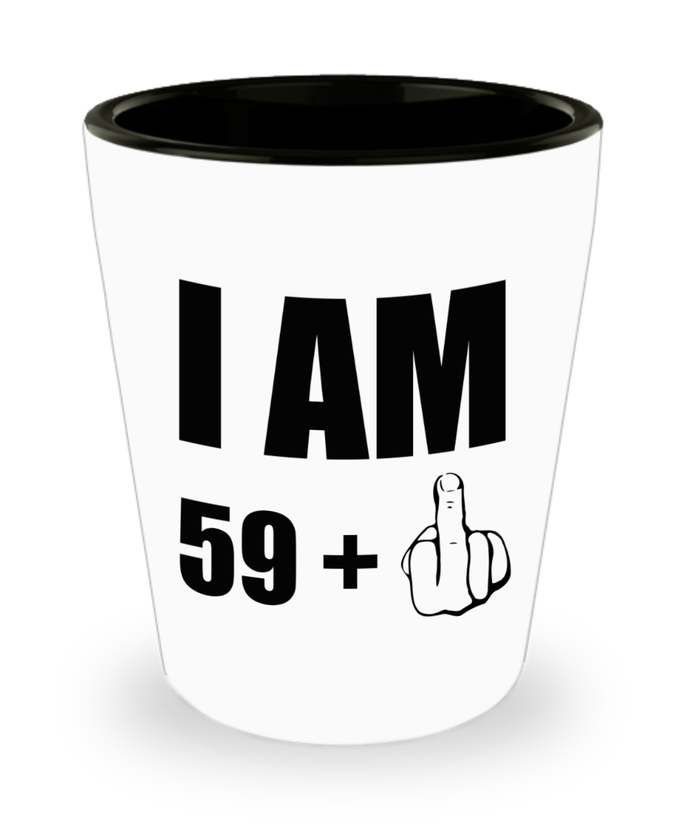 Funny Sarcastic 60th Birthday Party Gift For Husband Wife Women Men