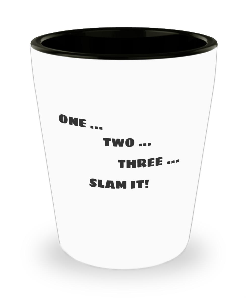1 two three slam