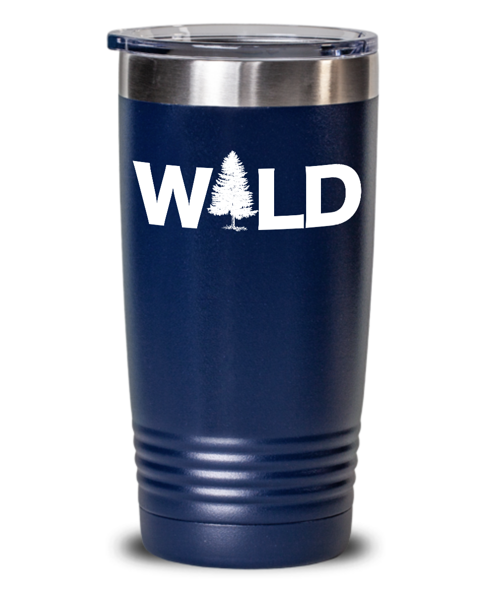 Hiking Tumbler Travel Coffee Cup Funny Gift for Wild Great ...