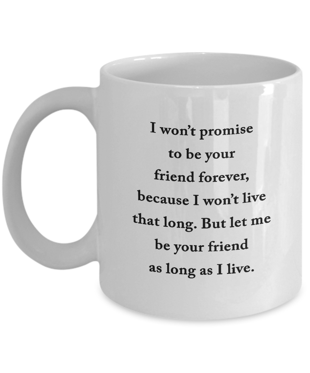 Funny Friendship Gifts 11 Oz Funny Coffee Mugs Friendship Gifts Funny Friend Gifts Friends Coffee Mug Inspirational Gifts And Sarcasm By Happygift