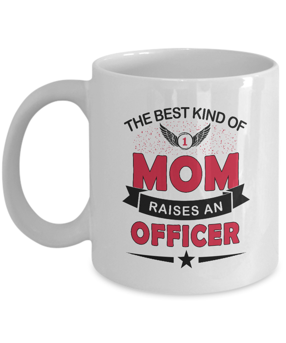 Mom Office Gifts - Best Mom Raise Office Manager Funny Coffee Mug ...