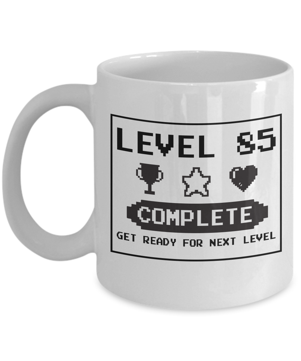Happy 85th Birthday Mug Gaming Geek 1932