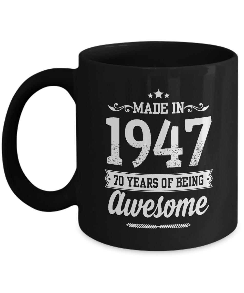 70th Birthday Gifts For Women Men