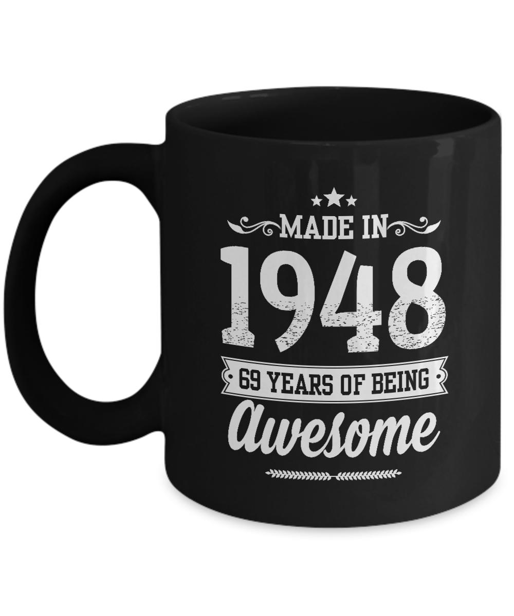 69th Birthday Gifts For Women Men