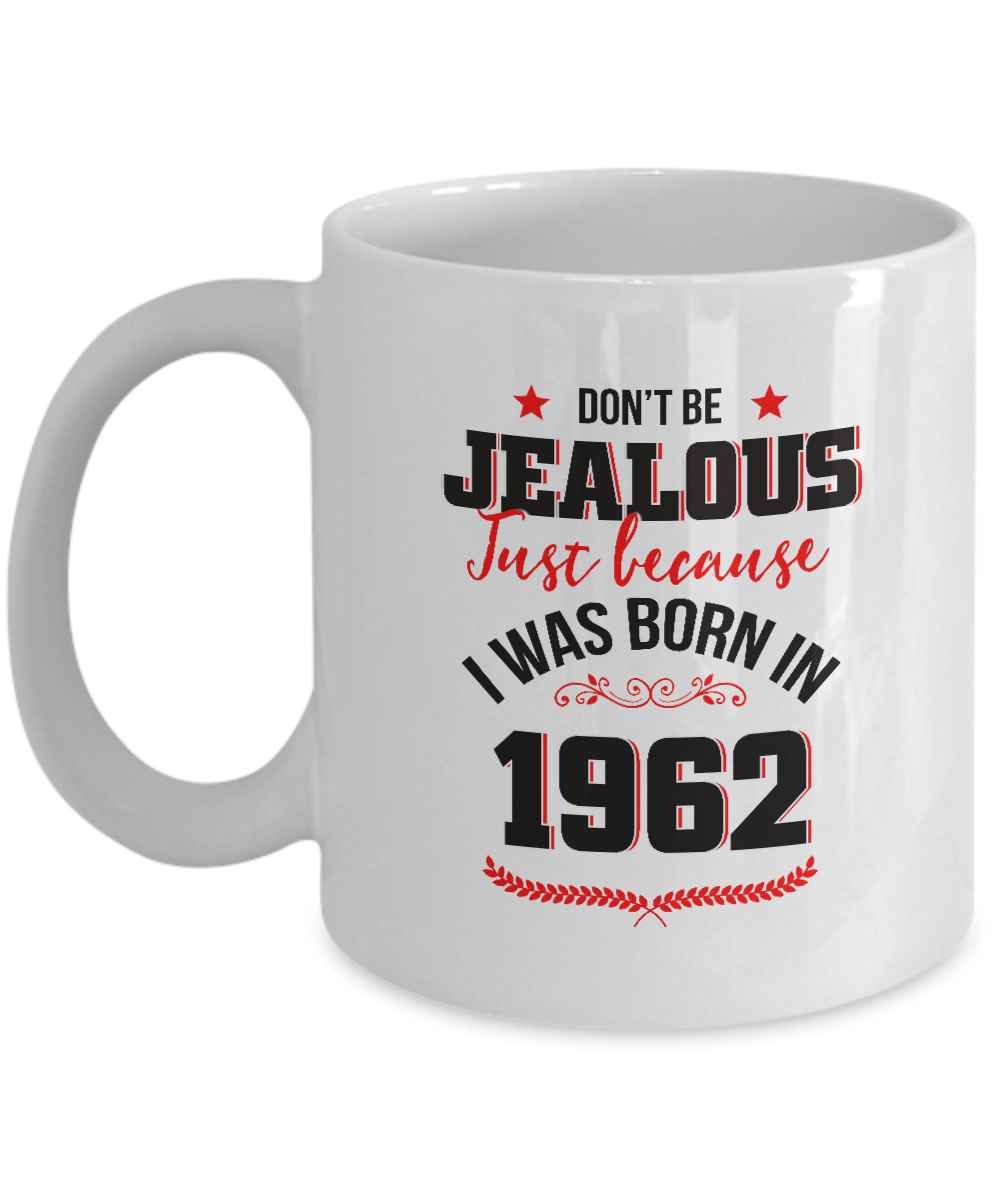 55 Years Mug