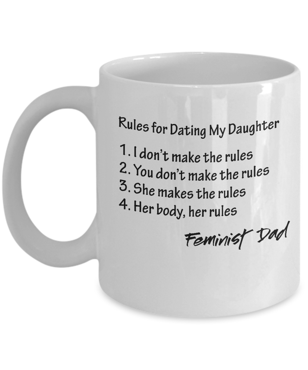 15 rules for dating my daughter