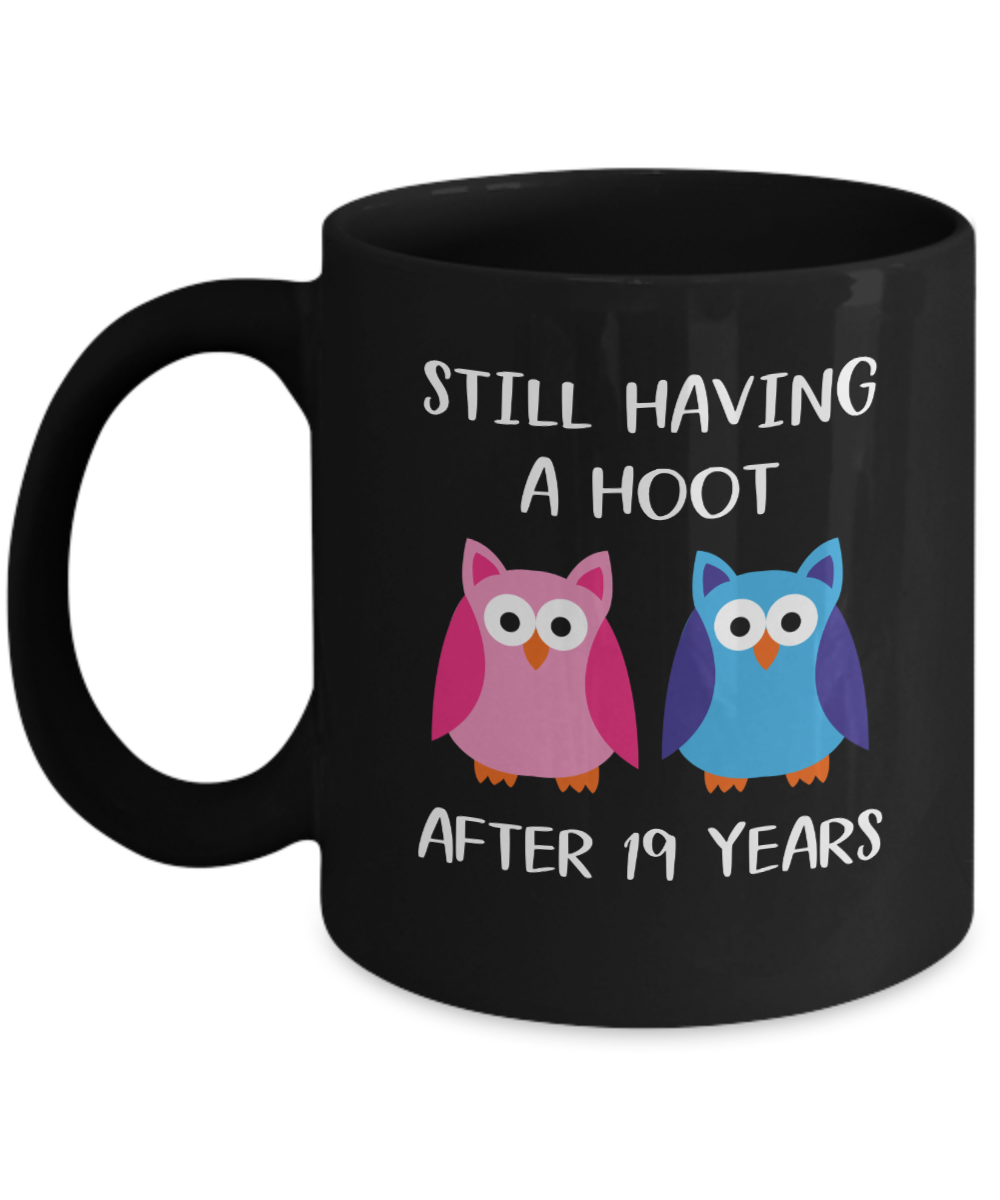 19th Wedding Anniversary Gifts - Still Having A Hoot After 19 Years