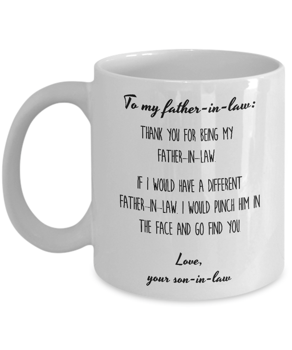 front - What To Get Father In Law For Christmas