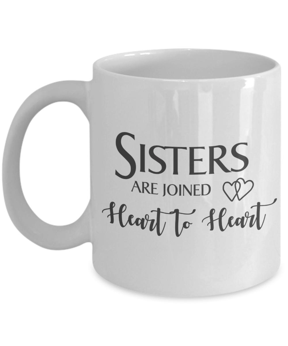 Fun Little Sister Gifts Mug 11oz Unique