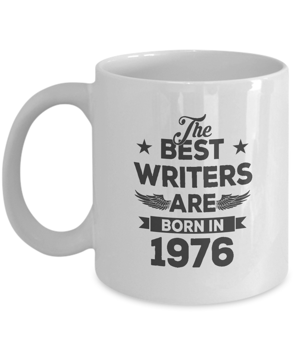 Unique 41st Birthday Gift For Grandpa DadMom Best Writers Are