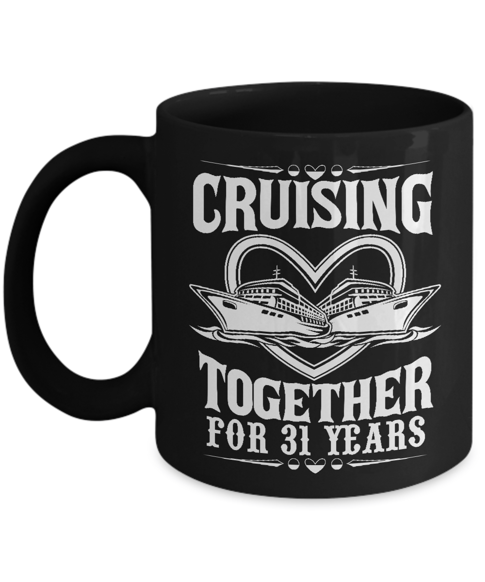 Funny Mug For 31st Wedding Anniversary Meaningful Anniversary Gifts