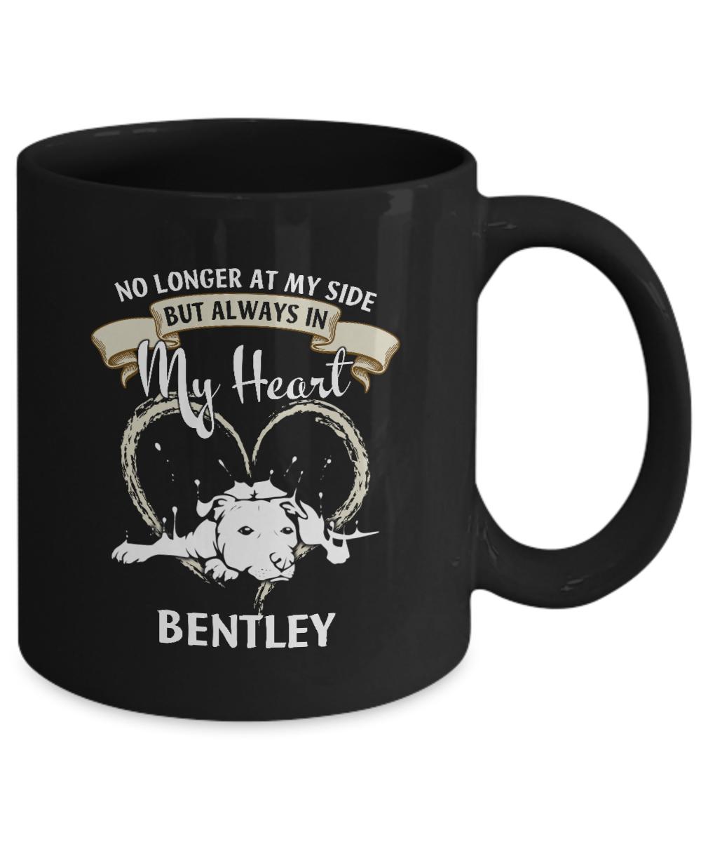 Coffee Mug With Name - BENTLEY Ceramic Mugs