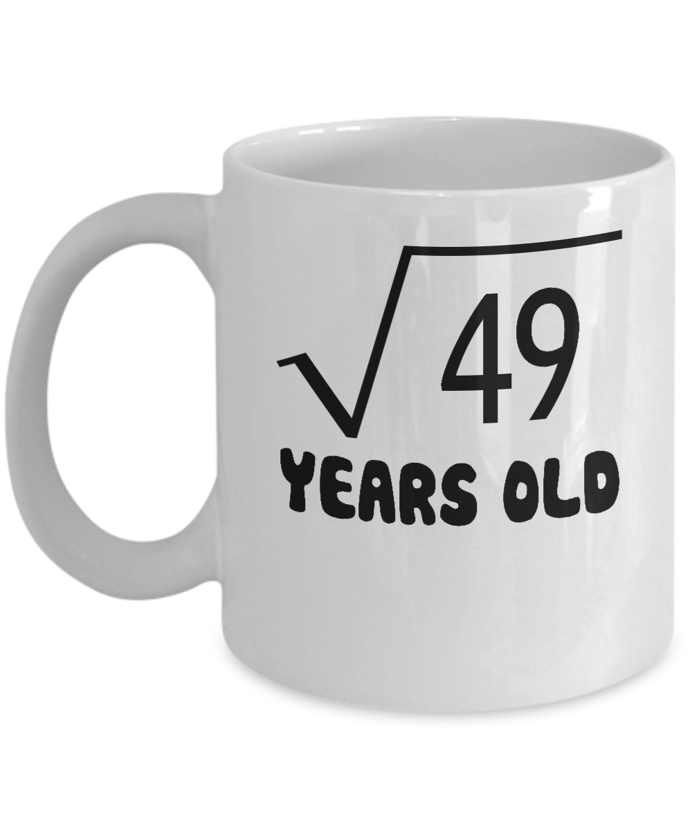 7 Year Old 49 Shirt 6th Birthday Gift Ideas For Boy And Girl