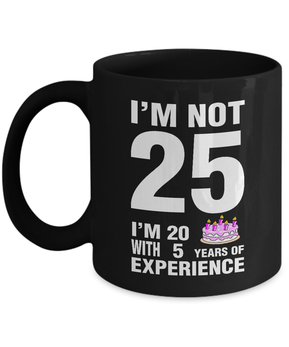 25th Birthday Gifts For Men Women