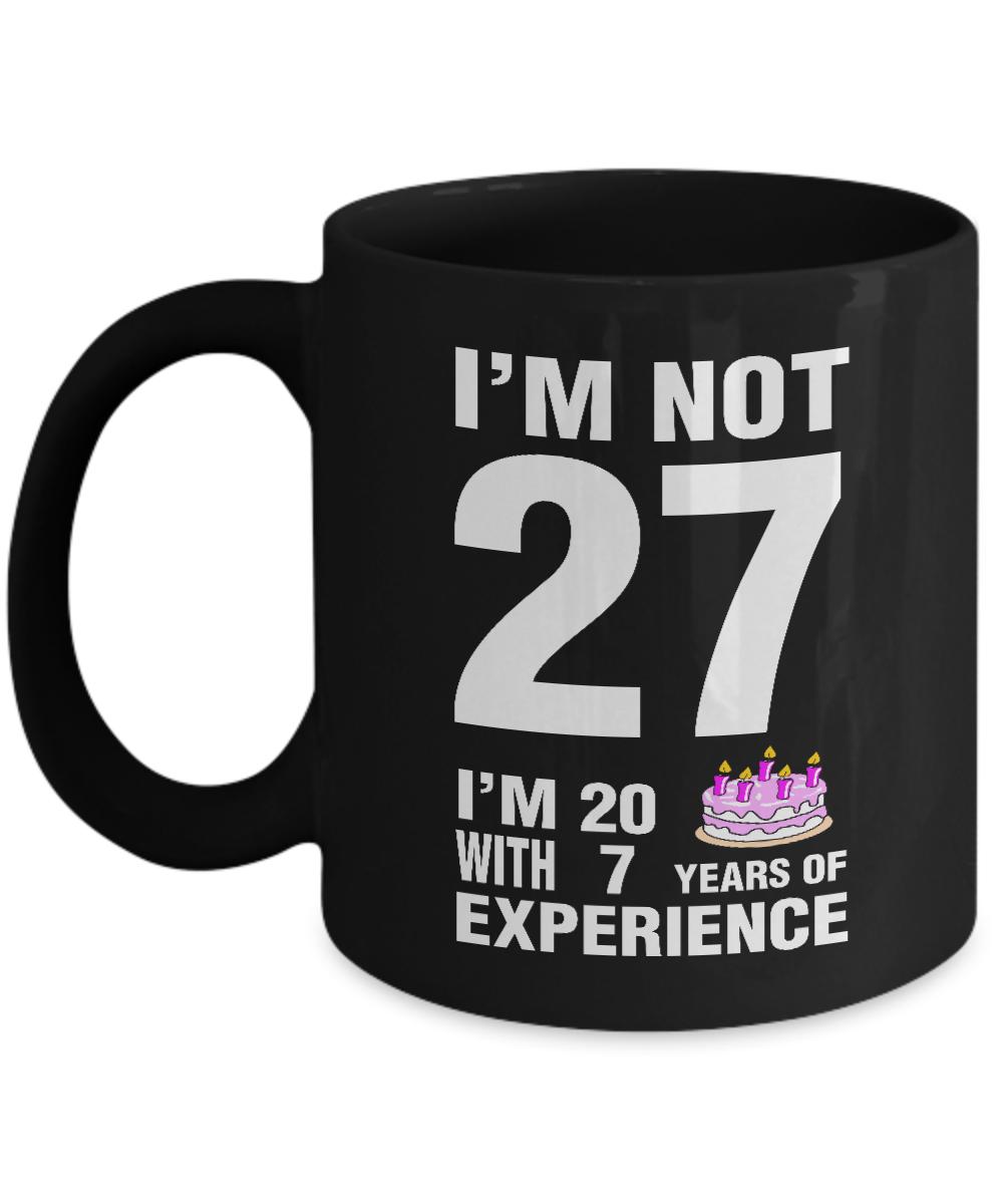 27th Birthday Gifts For Men Women