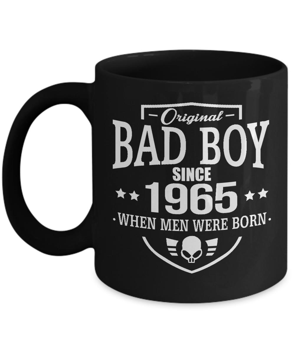 Black Coffee Mug 11Oz Birthday Gift Bad Boy Meaning Gifts