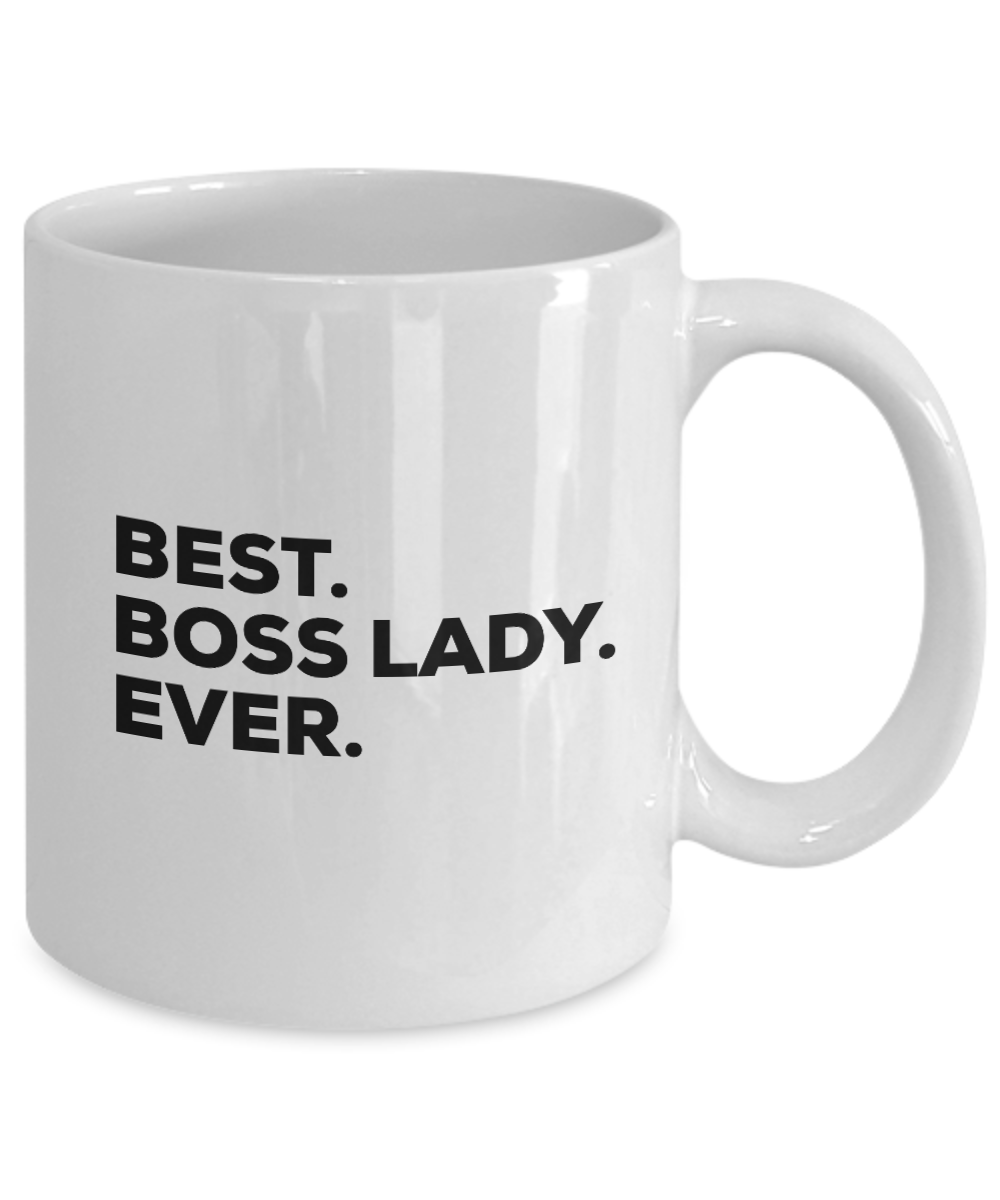 Boss Lady Mug - Best Gifts - Coffee Cup Tea - Decor For Office Room ...