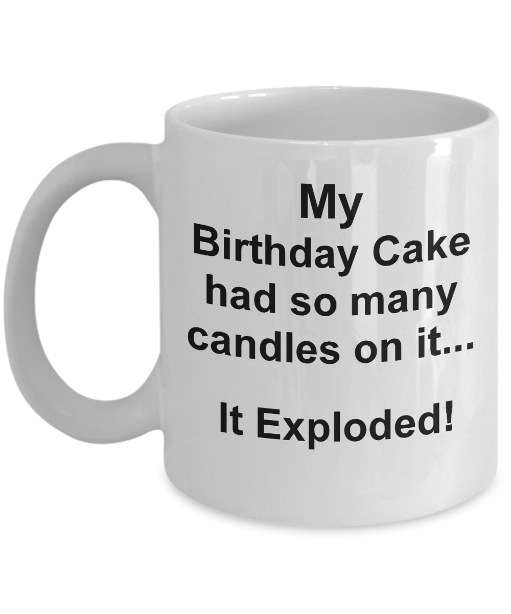 Best Birthday Coffee Mugs For Everyone