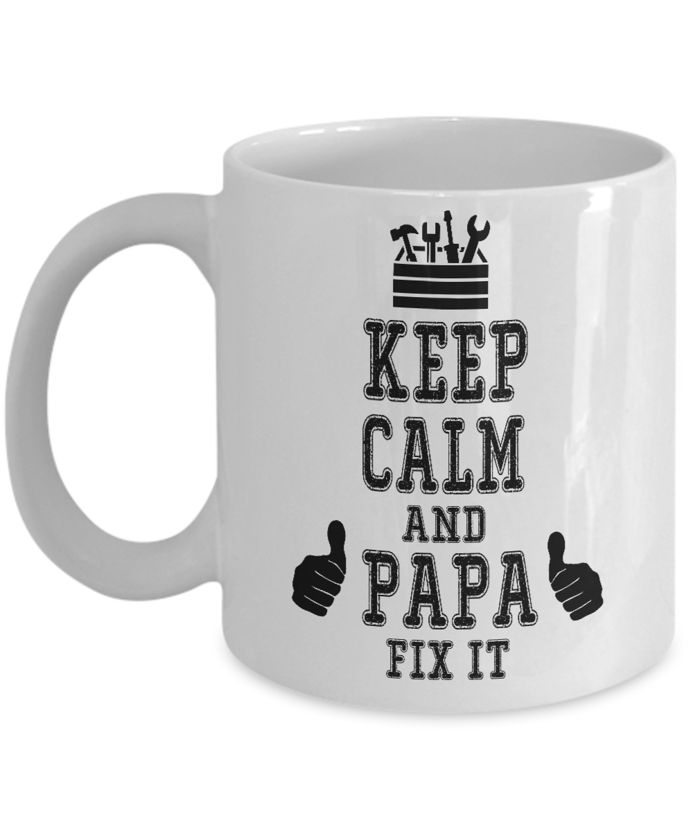 Coffee Lovers Birthday Gift For Dad Grandpa Husband Front