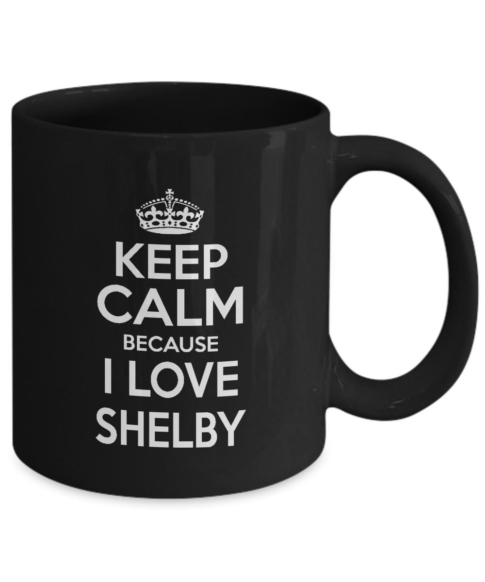Personal Name Mug Cute Birthday Mug Gift For Women Girl Keep Calm