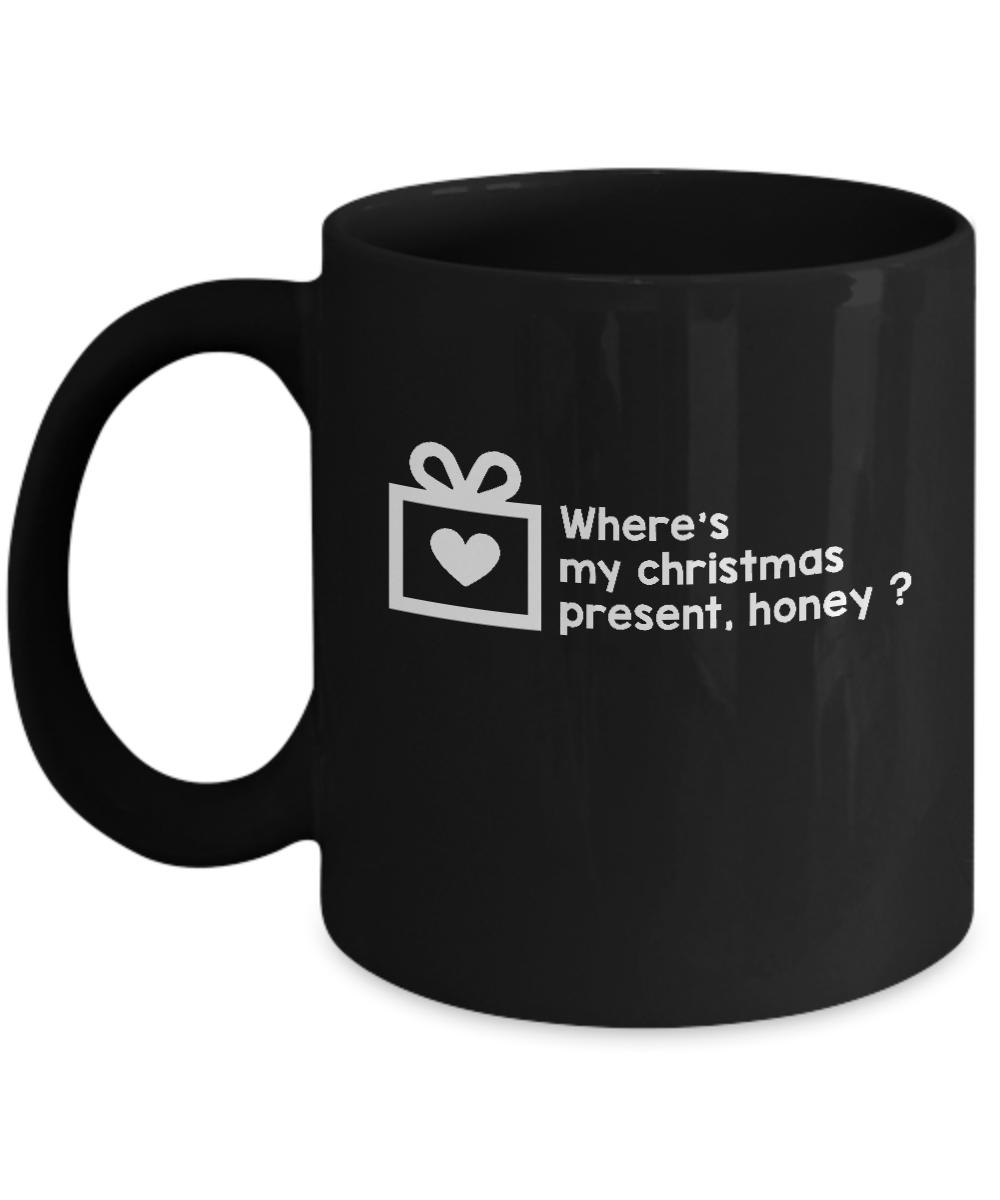 Husband and Wife Matching Christmas Mug - First Christmas as Couple ...