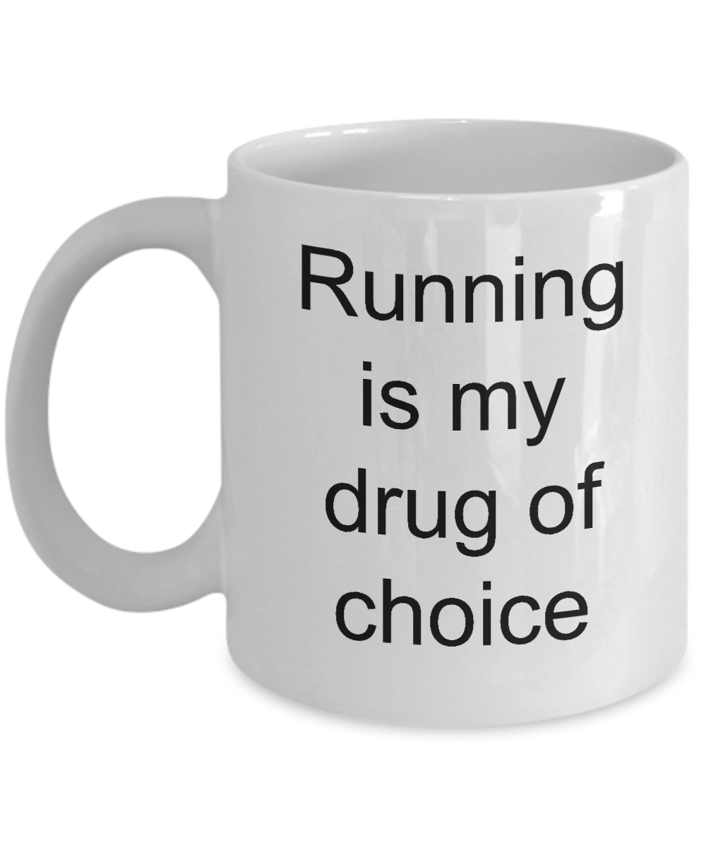 Running Was My Drug of Choice