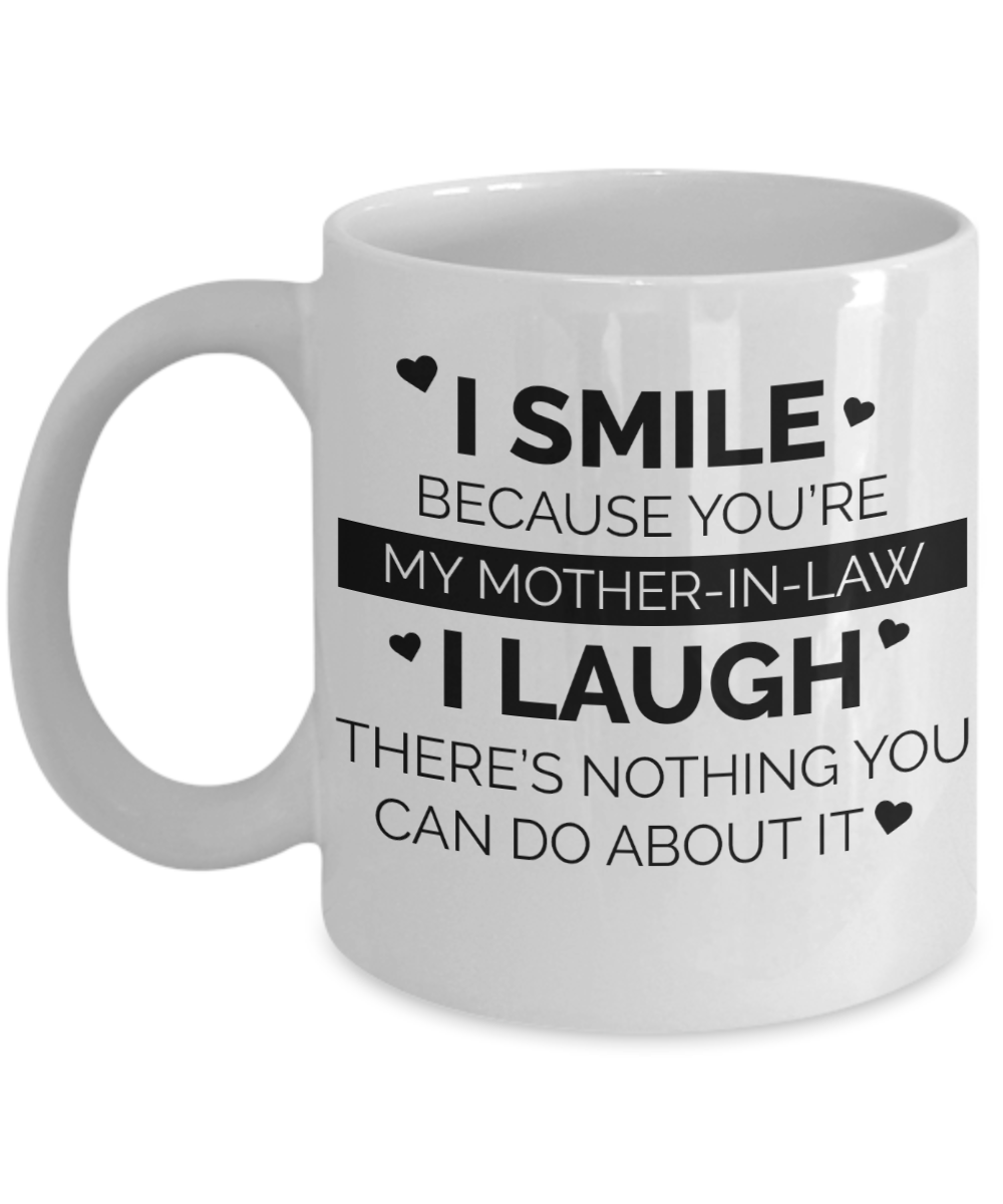 Mother In Law Gift Front