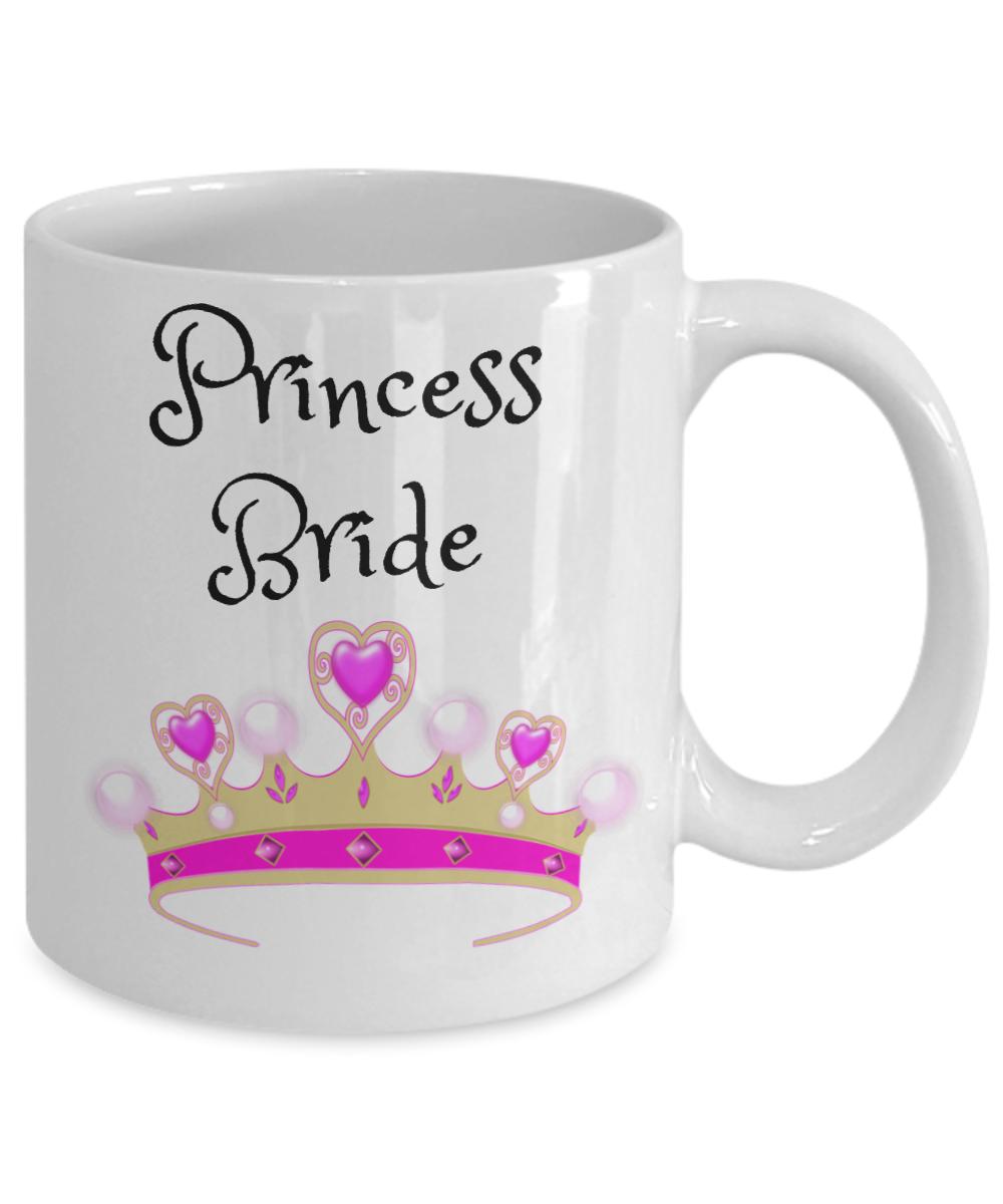 Wedding Gift For Friend Female: Funny Coffee Mug Wedding Gift For Bride Custom Cup Women