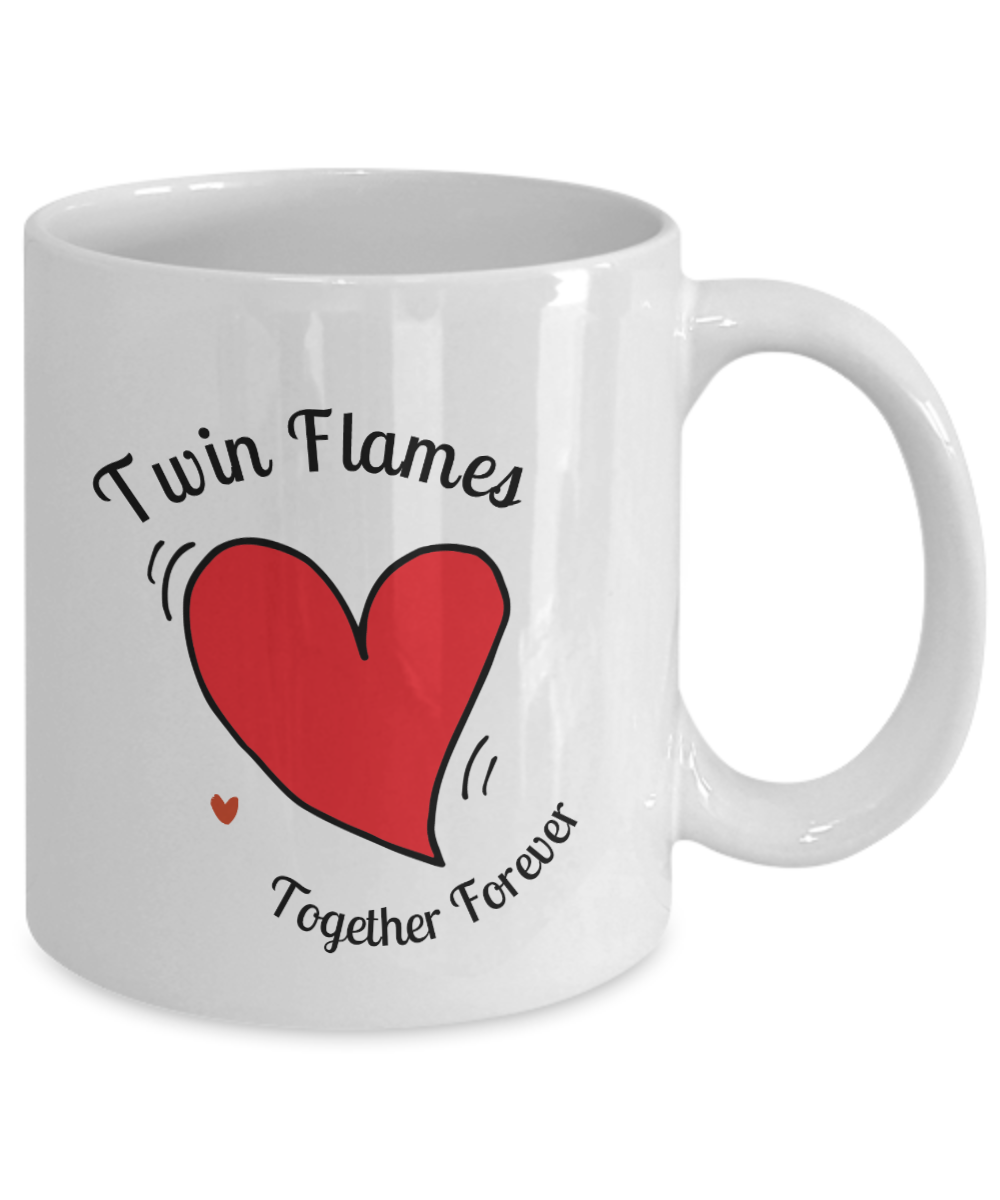 Twin Flames Together Forever