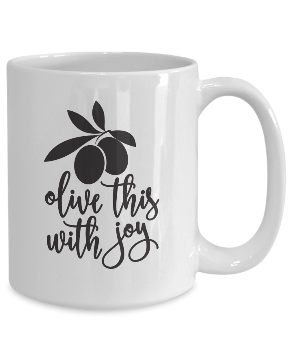 Olive-This-With-Joy-Play-On-Words-Mug thumbnail 5