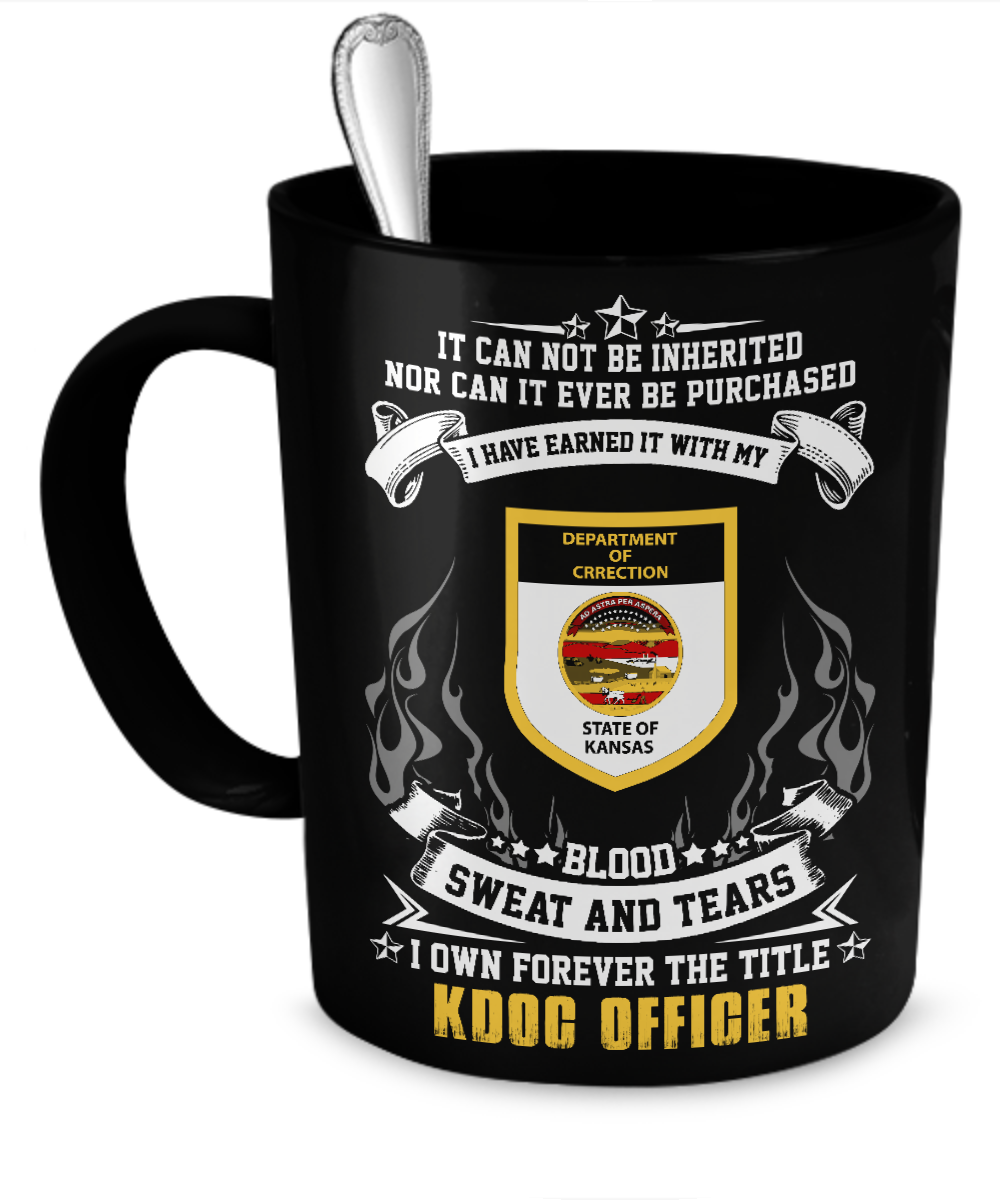 Kansas Department Of Corrections Officer