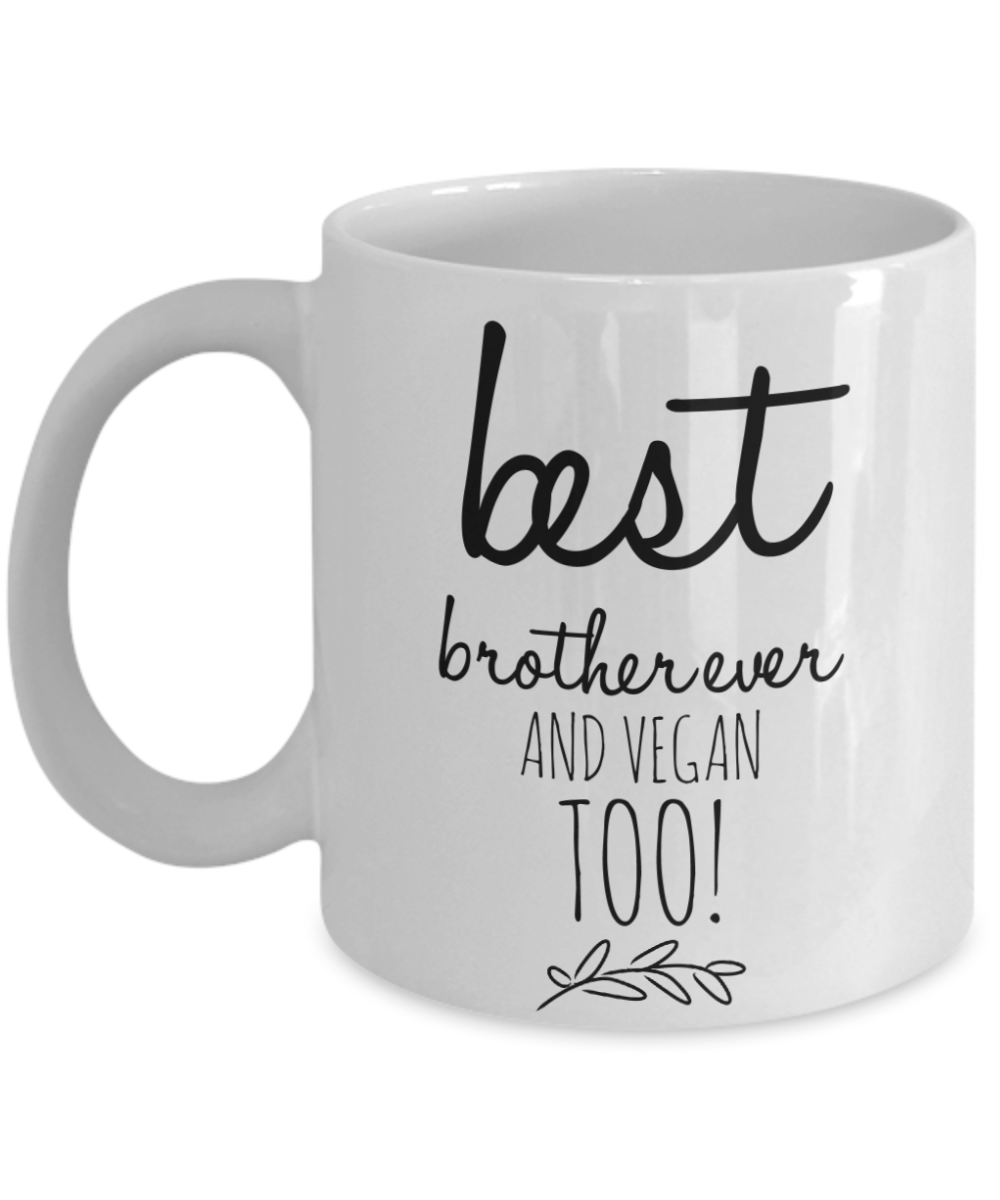 Vegetarian Brothers Present Front
