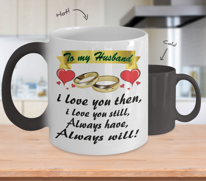 The Perfect Gift To My Husband For