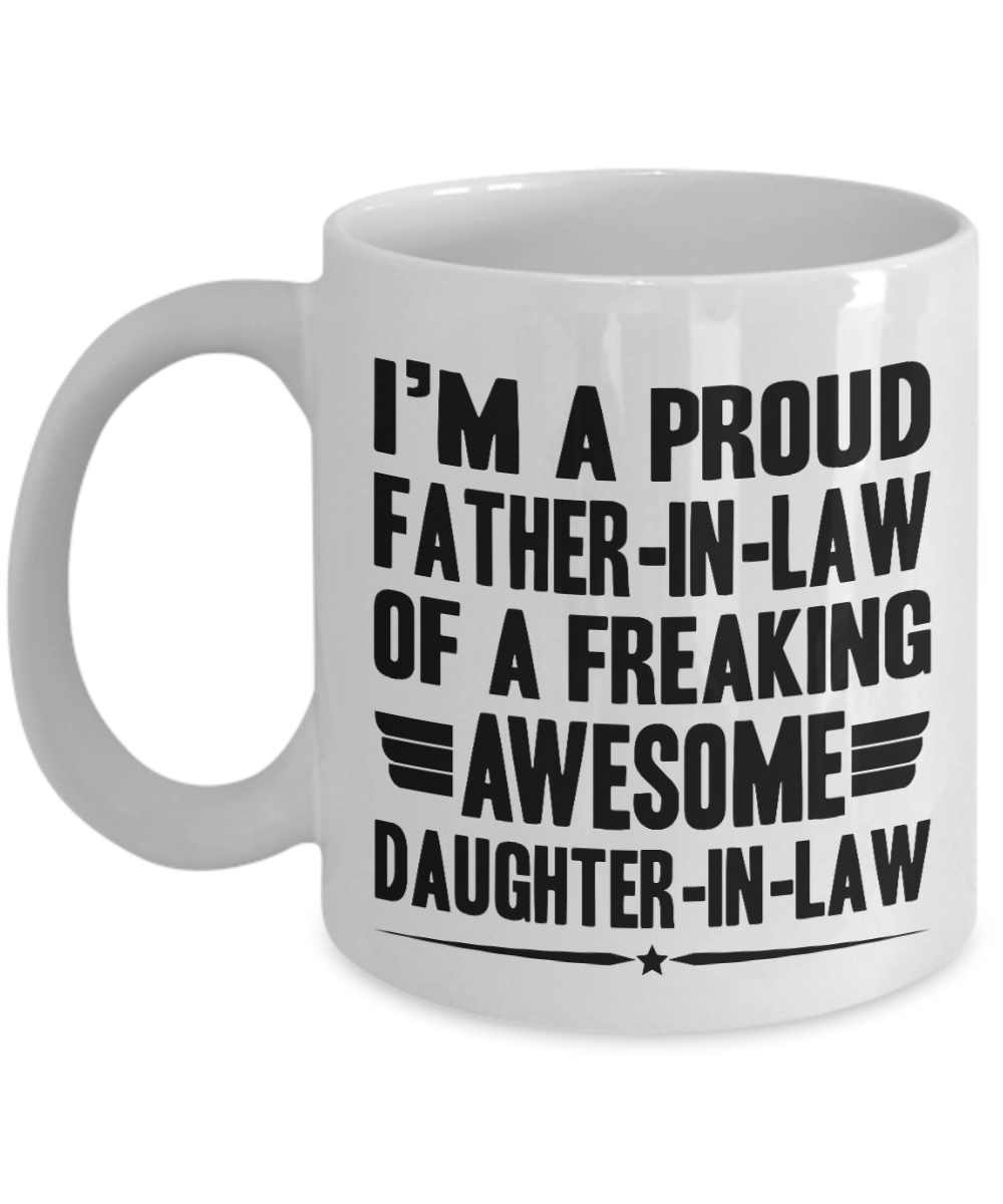 Father In Law Gift Father In Law Mug Father In Law Father In Law