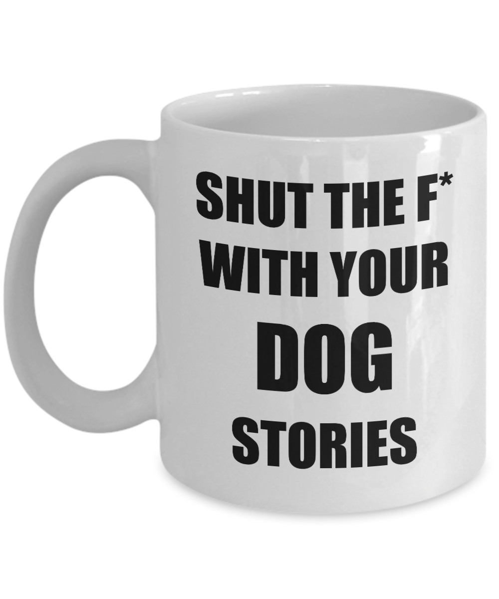 Dog Hater Mug I Hate Funny Gift Idea for Novelty Gag Coffee Tea Cup
