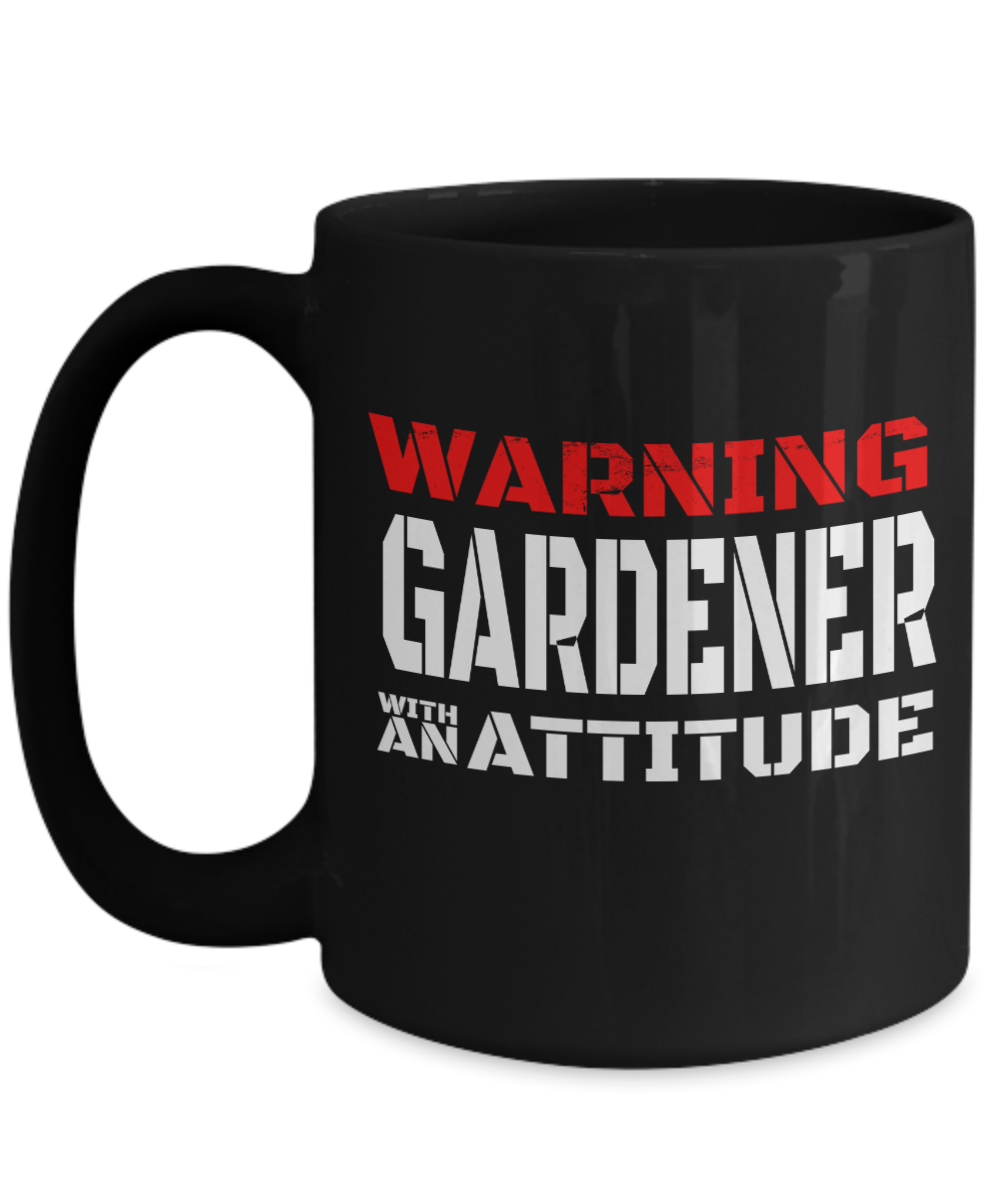 Unusual Gifts For Gardeners   Coffee Mug For Him Her   15 Oz ...