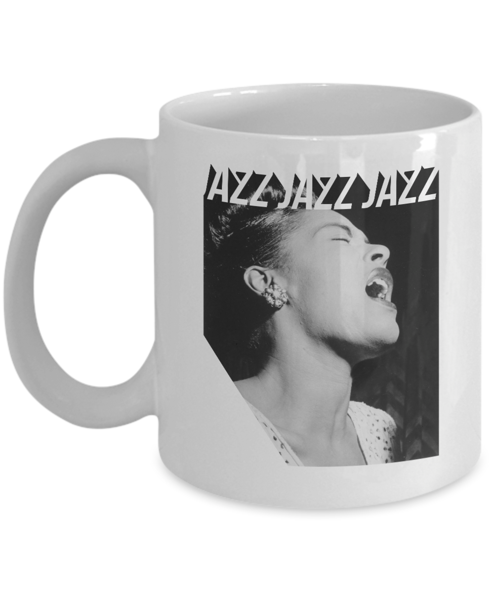 Jazz Coffee Mug Collection - Tea Coffee Jazz Cup for Jazz