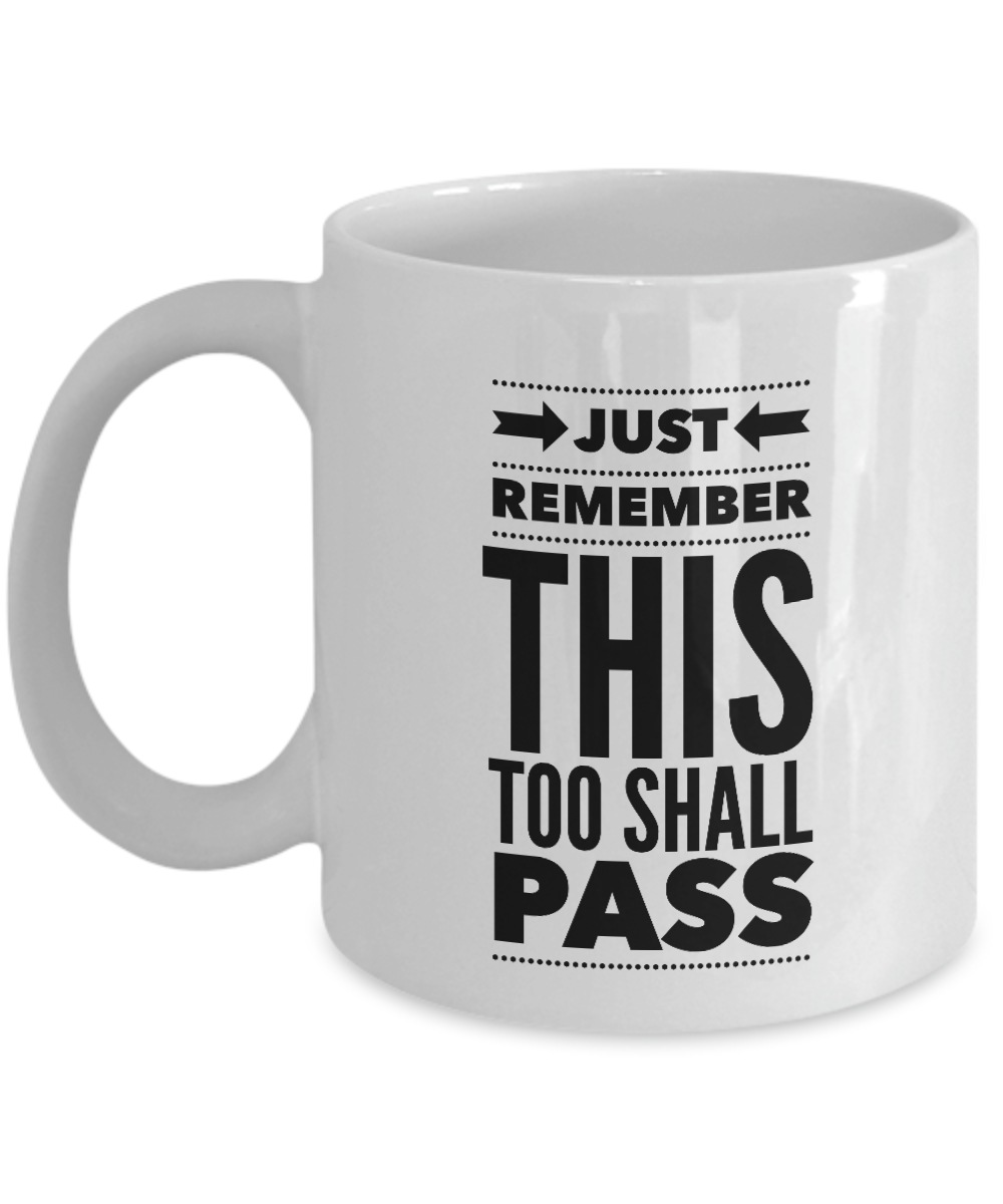 Bereavement Gift Bereaved in Sympathy Encouragement Loss Small Grieving for Women Men Coffee Mug: Gearbubble Campaign
