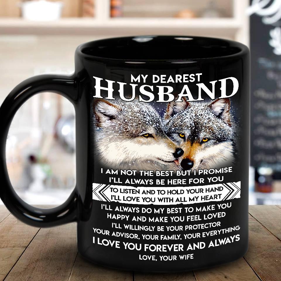 To my husband mug: husband mug, mug for husband, gifts for