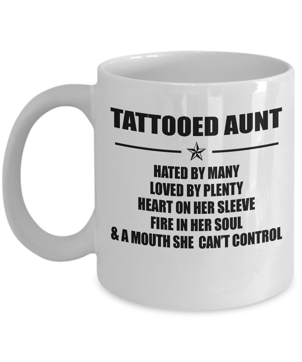 Gift Christmas For Aunt Front