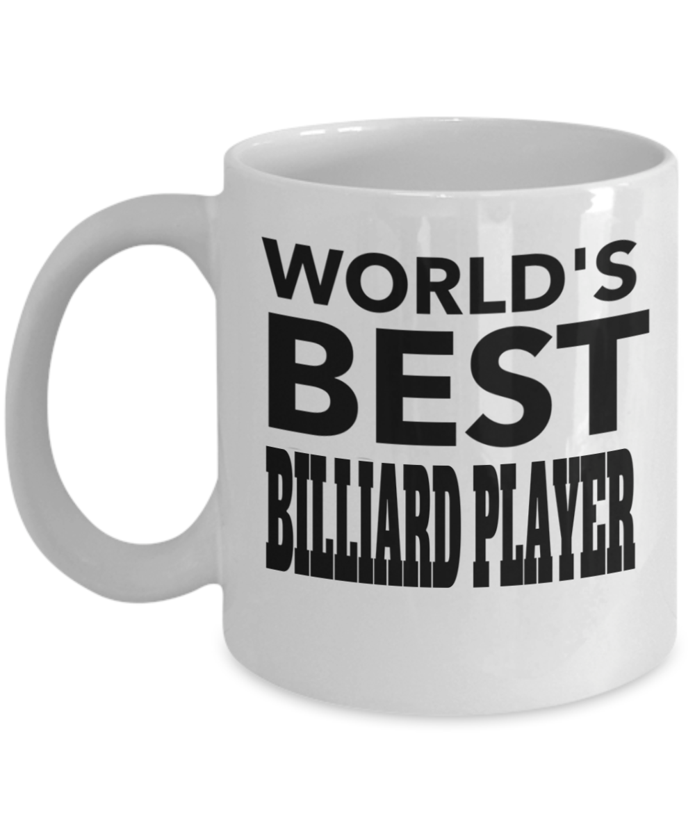 Worlds Best Gifts For A Billiard Player Christmas Gift For
