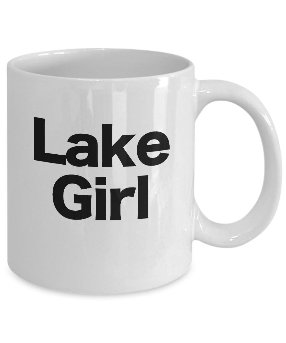 Lake-Girl-Mug-Coffee-Cup-Gift-for-Great-Lakes-Tahoe-Placid-Como-Summer-Life miniature 3