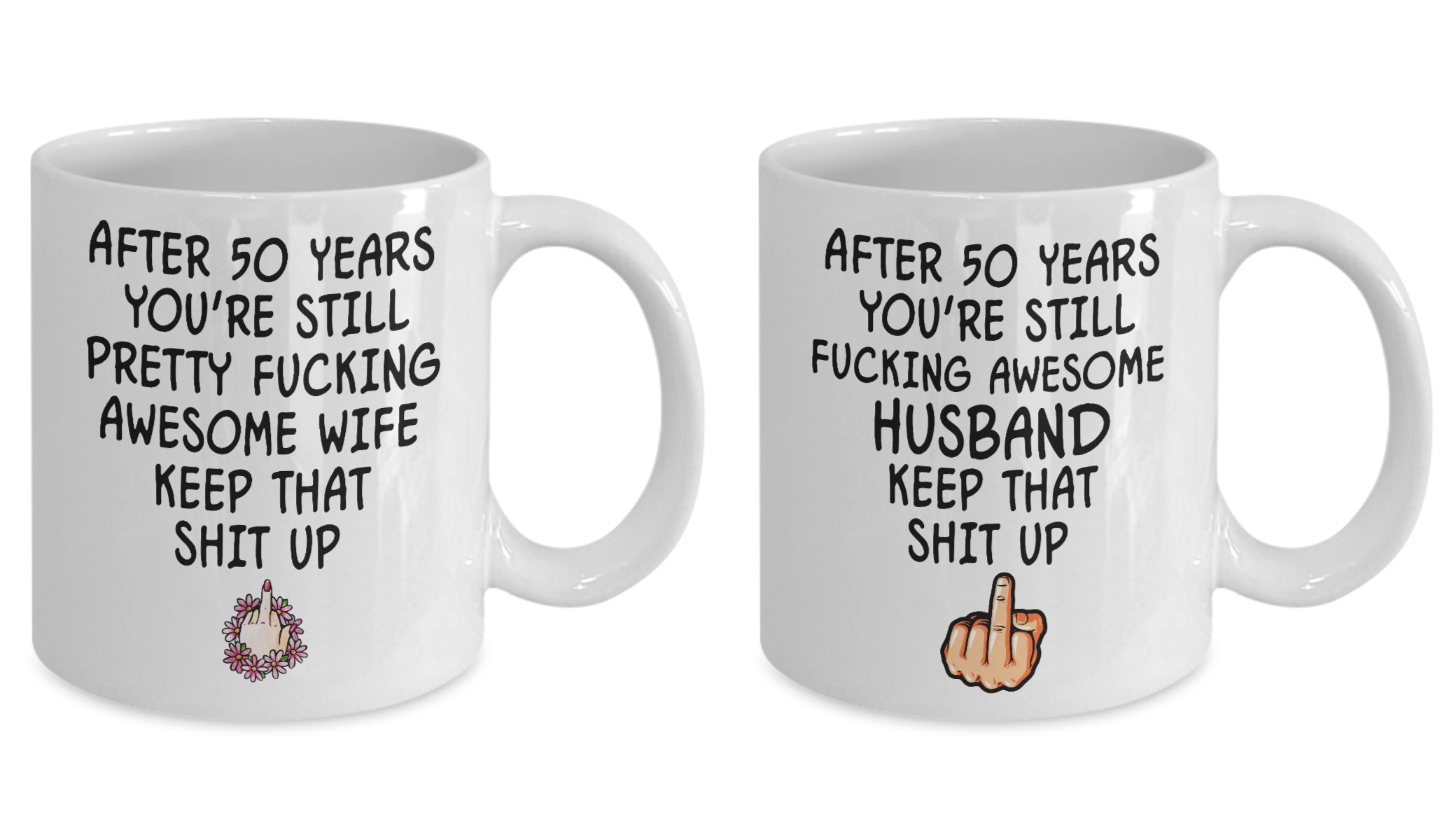 Wedding Gifts For Women: 50 Yr Anniversary Gifts For Couple Men Women Her Him Wife
