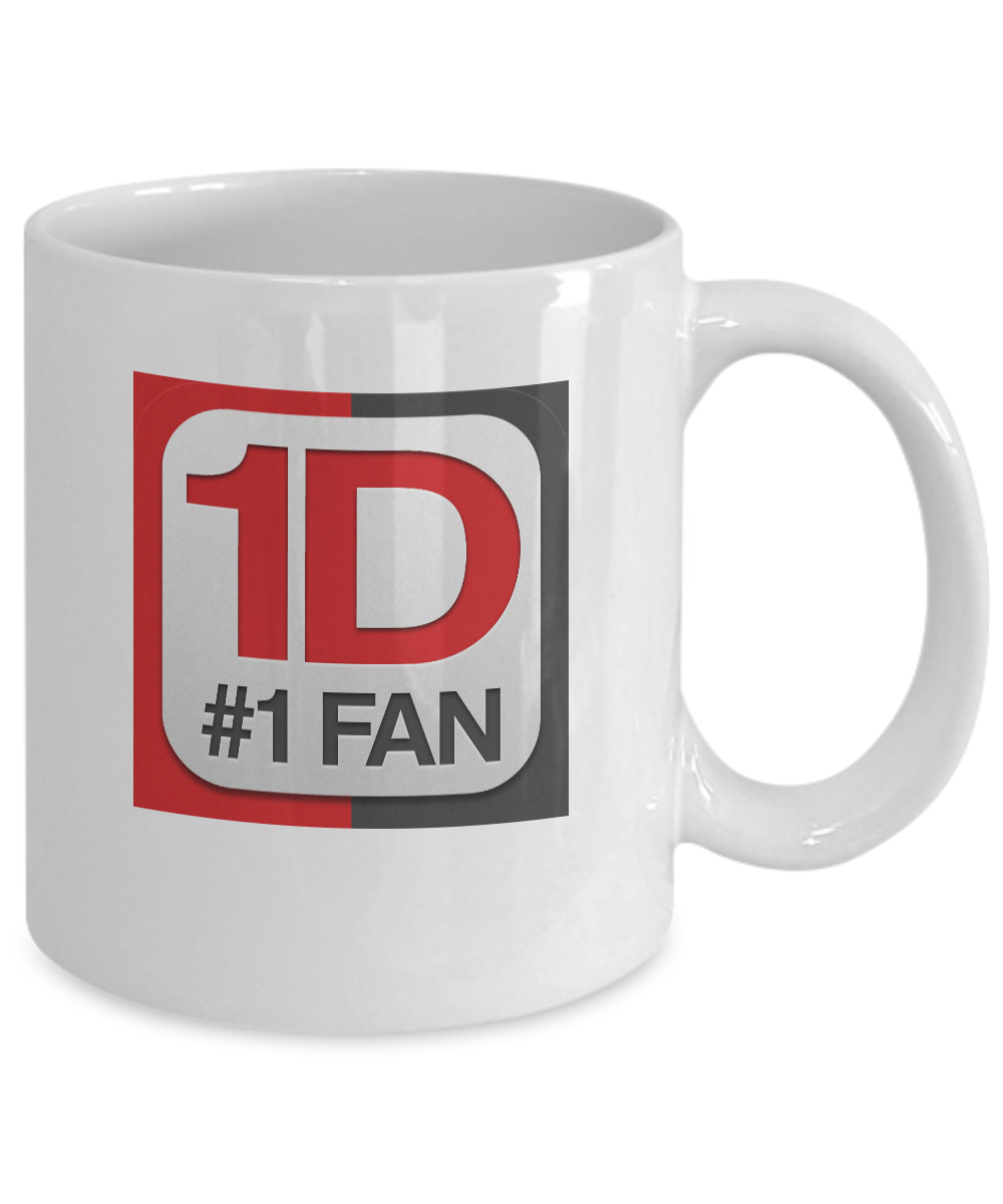 Merry Christmas - One Direction Coffee Mug - One Direction 1D ...
