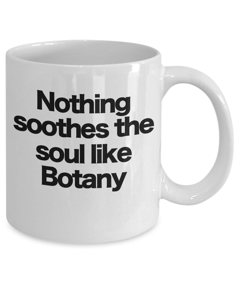 miniature 3 - Botanist-Mug-White-Coffee-Cup-Funny-Gift-for-Biologist-Botany-Soul-Teacher